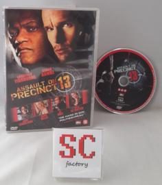 Assault On Precinct 13 - Dvd