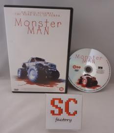 Monster Man - Dvd