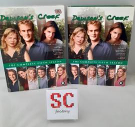 Dawson's Creek Seizoen 5 - Dvd box