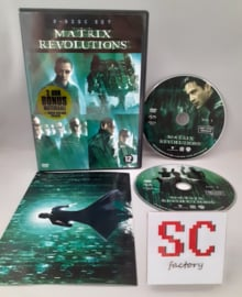 Matrix, The Revolutions 2 Disc - Dvd