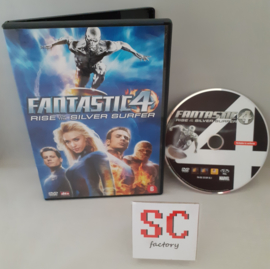 Fantastic 4 Rise of the Silver Surfer - Dvd