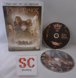 Lord of The Rings The Fellowship of the Ring 2 disc Special Edition - Dvd