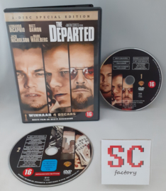 Departed 2 Disc Special Edition, The - Dvd