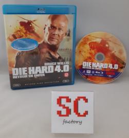 Die Hard 4.0 - Blu-ray