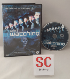 Who's Watching - Dvd