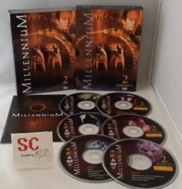 Millennium Seizoen 2 Collector's Edition - Dvd box