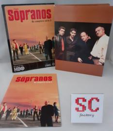 Sopranos, The Seizoen 3 - Dvd box