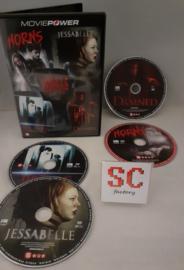 Chills & Thrills Collection 4 films - Dvd