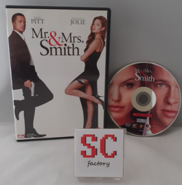 Mr. & Mrs. Smith - Dvd