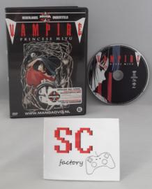 Vampire Princess Miyu - Dvd