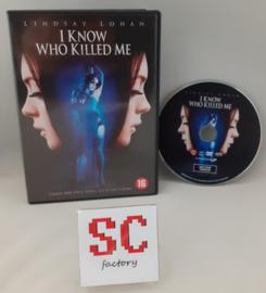 I Know Who Killed Me - Dvd