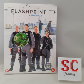Flashpoint Seizoen 1.1 Nieuw in Seal - Dvd box