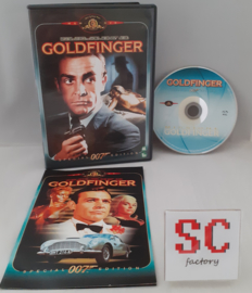 007 James Bond Goldfinger Special Edition - Dvd
