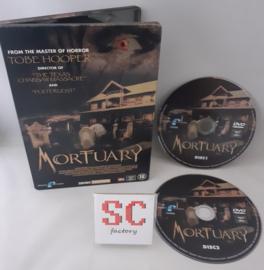 Mortuary 2 Disc Steelbook Edition - Dvd