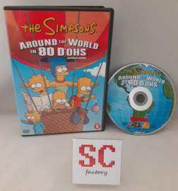 Simpsons, The Around the World in 80 D'ohs - Dvd