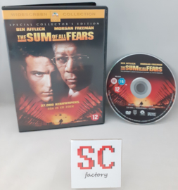 Sum of All Fears, The Special Collector's Edition - Dvd
