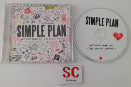 Simple Plan - Get Your Heart On! - The Second Coming EP CD