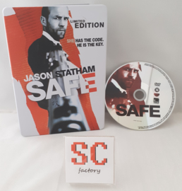 Safe Limited Edition Steelbook - Dvd