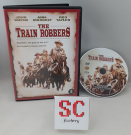 Train Robbers, The - Dvd