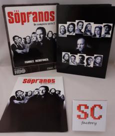 Sopranos, The Seizoen 2 - Dvd box