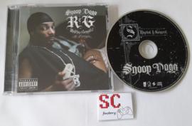 Snoop Dogg - R&G Rhythm & Gangsta the Masterpiece CD