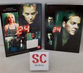 24 Seizoen 3 - Dvd box