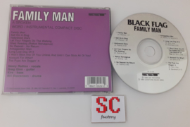 Black Flag - Family Man CD