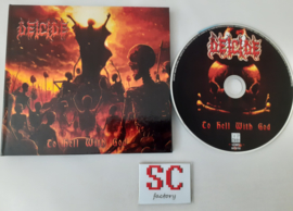 Deicide - To Hell With God Limited Edition Mediabook CD