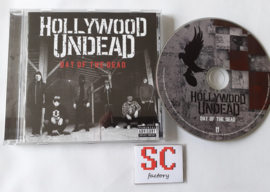 Hollywood Undead - Day of the Dead CD