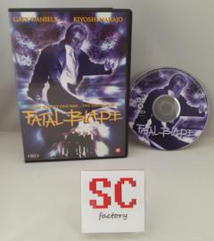Fatal Blade - Dvd