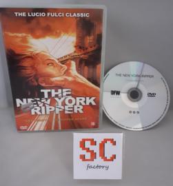 New York Ripper, The - Dvd