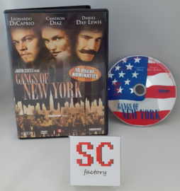 Gangs of New York - Dvd