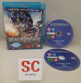 Transformers Revenge of the Fallen 2 Disc Special Edition - Blu-ray