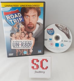 Road Trip Unrated, Uncensored - Dvd
