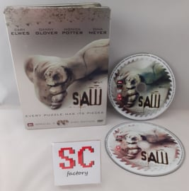 Saw 2 Disc Special Steelbook Edition - Dvd