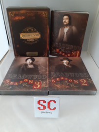 Deadwood The Ultimate Collection Seizoen 1-3 - Dvd box