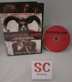 Borderland Unrated Director's Cut - Dvd