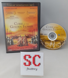 Curse of the Golden Flower, The - Dvd