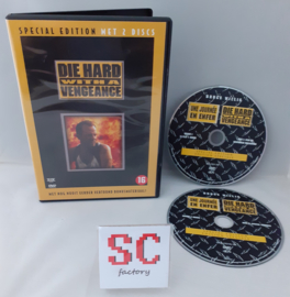 Die Hard With A Vengeance 2 Disc Special Edition - Dvd