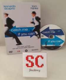 Catch Me If You Can Steelbook - Dvd