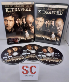 Kidnapped De Complete Serie - Dvd