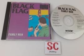 Black Flag - Family Man CD