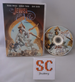 Jewel of the Nile, The - Dvd