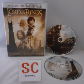 Lord of The Rings The Two Towers 2 disc Special Edition - Dvd