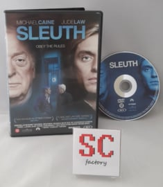 Sleuth - Dvd