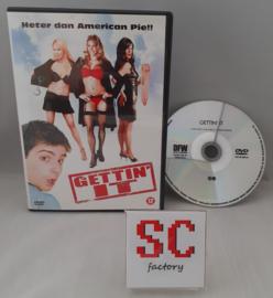 Gettin' It - Dvd