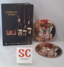 Saw III (3) 2 Disc Special Edition Steelbook - Dvd