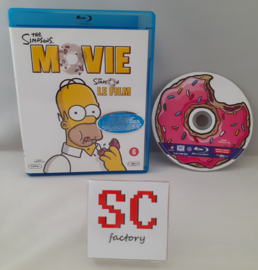 Simpsons Movie, The - Blu-ray