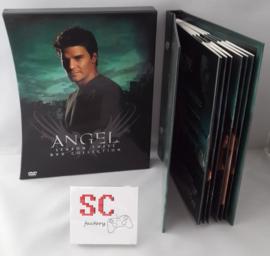 Angel Seizoen 3 Collector's Edition (Boekvorm) - Dvd box