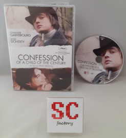 Confession of a Child of the Century - Dvd